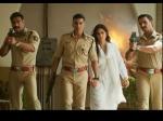 अजय देवगन ने पोस्ट किया 'सूर्यवंशी' कहा आयी पुलिस, एक्ट्रेस का जवाब पुलिस पर भरोसा नहीं, सर