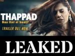 Thappad Full Movie HD Download लिंक वायरल, तमिलरॉकर्स ने लीक की पूरी फिल्म