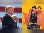 डोनाल्ड ट्रंप ने शाहरुख खान की DDLJ से लेकर शोले का किया जिक्र, बॉलीवुड के दबदबे पर भरी हामी