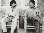 सलमान खान के साथ सलीम खान की पुरानी तस्वीर- क्या समझाते आ रहे हैं नजर?
