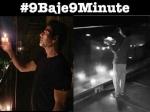 9 बजे 9 मिनट:  बॉलीवुड ने दिया नरेंद्र मोदी का साथ, अबराम से लेकर आराध्या ने जलाए दीए