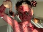 एली अवराम ने अपने शरीर पर रगड़ लिया चुकंदर, बनी बिकिनी BeetRoot गर्ल, वायरल तस्वीर