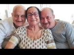 बड़ी खबर:अनुपम खेर की मां-भाई और परिवार कोरोना पॉजिटिव, VIDEO में बताया पूरा किस्सा