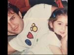 सारा अली खान ने बचपन के पिटारे से शेयर की RARE तस्वीर, अब्बा के लिए लिखी ये खूबसूरत बात
