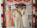 राणा दग्गुबाती- मिहिका बजाज की शादी आज, सामने आई दुल्हा- दुल्हन की पहली PHOTOS