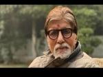 अमिताभ बच्चन कोरोना काल से परेशान, मेरे लिए कोई दूसरी जॅाब है क्या? 65 साल की उम्र हो गई।