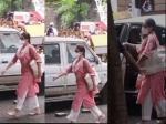 बॉलीवुड में ड्रग्स का मामला: दीपिका और श्रद्धा के बाद सारा अली खान भी NCB दफ्तर पहुंची, पूछताछ शुरू