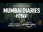 मुंबई डॉयरीज 26/11 वेब सीरिज- अमेजन प्राइम वीडियो ने शेयर की शो की पहली झलक और टीजर
