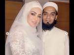 सना खान ने पति के साथ शेयर की रोमांटिक तस्वीर, कहा- हलाल प्यार इतना खूबसूरत होगा सोचा नहीं था