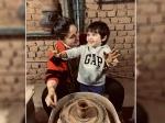 करीना कपूर खान और तैमूूर अली खान का नया शौक बेहद दिलचस्प, देखिए तस्वीरें
