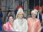 बारात लेकर नाचते हुए दुलहनिया लेने जा रहे हैं आदित्य नारायण, देखिए Wedding Pics