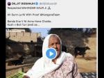 कंगना रनौत ने किसान आंदोलन पर किया नकली ट्वीट, दिलजीत दोसान्ज्ह ने किया जमकर पलटवार