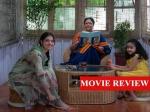त्रिभंग फिल्म रिव्यू- 'टेढ़े- मेढ़े' रिश्ते और जरूरी मुद्दों के साथ दिल जीत लेती हैं रेणुका शहाणे