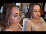 वरुण धवन की दुल्हनिया नताशा दलाल का मेकअप VIDEO वायरल- शादी के लिए यूं किया गया था तैयार