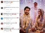 वरुण धवन और नताशा दलाल की शादी- कैटरीना, अनुष्का, रणवीर सिंह समेत सभी बॉलीवुड कलाकारों ने दी बधाई