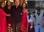 फिल्ममेकर जेपी दत्ता-एक्ट्रेस बिंदिया गोस्वामी की बेटी निधि दत्ता की जयपुर में शादी, अर्जुन रामपाल भी पहुंचे