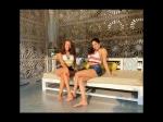 Video स्टेज की आई याद तो पूल साइड पर जान्हवी कपूर ने किया पहली बार बेहद सेक्सी डांस