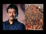 कुंभ मेला की भीड़ देख भड़के रामगोपाल वर्मा- ये कोरोना एटम बम है, मुस्लिमों से माफी मांगें हिंदू