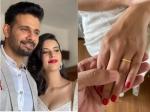 Wedding Pics: नामकरण एक्टर विराफ पटेल ने सलोनी खन्ना से की कोर्ट मैरिज, अंगूठी नहीं मिली तो ये किया