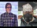 78 साल के अमिताभ बच्चन का जज्बा: सेट पर पहुंचे, यूनिक मास्क में दिखाई फोटो, बोला- लॅाकडाउन 2.0 के बाद