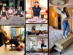Pics: स्टार्स ने यूं मनाया अंतर्राष्ट्रीय योग दिवस: बॉलीवुड के सबसे नन्हें योगी - पृथ्वी और इनाया