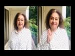 ब्लड कैंसर पीड़ित किरण खेर का फैंस के लिए खास VIDEO, दिखा जज्बा, जोश से बोला- जय हो