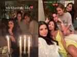 करीना कपूर खान, मलाइका अरोड़ा और उनके गर्ल गैंग की ग्लैमरस नाइट पार्टी- Inside PICS