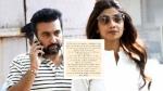 पति राज कुंद्रा पॉर्न केस पर शिल्पा शेट्टी ने तोड़ी चुप्पी, ट्रोलर्स-अफवाहों समेत सब पर दिया जवाब