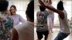 कैटरीना कैफ फोटोशूट के दौरान अचानक करने लगीं मस्ती डांस, वायरल हो गया वीडियो और तस्वीरें