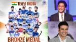 भारतीय हॉकी टीम ने ओलंपिक में जीता कांस्य पदक- शाहरुख खान, अक्षय कुमार समेत सेलेब्स दे रहे हैं बधाई