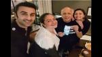 पिता महेश भट्ट का 73 वां बर्थडे आलिया भट्ट- रणबीर कपूर ने दिया सरप्राइज PHOTOS