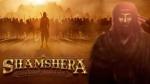 शमशेरा रिलीज़ डेट अनाउंस: मार्च 2022 में इस दिन होगी रणबीर कपूर - संजय दत्त की टक्कर