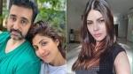 शिल्पा शेट्टी के लिए शर्लिन चोपड़ा का VIDEO- दीदी को अपने पति के बारे में नहीं पता