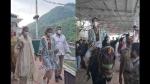 जेल में पति राज कुंद्रा ,कड़ी सुरक्षा के साथ शिल्पा शेट्टी पहुंची वैष्णो देवी मंदिर, तस्वीरें VIRAL