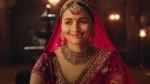 आलिया भट्ट के नये विज्ञापन पर विवाद, बताया- हिंदू भावना के खिलाफ- VIDEO