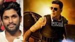 अल्लू अर्जुन ने 'सूर्यवंशी' की टीम को रिलीज के लिए दी शुभकामनाएं- रोहित शेट्टी और करण जौहर ने दिया जवाब, VIDEO