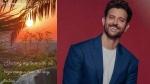 ऋतिक रोशन ने दशहरा के शुभ अवसर पर फिल्म 'विक्रम वेधा' की शूटिंग की शुरू, सेट से शेयर की तस्वीर