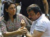 और राखी पर सूनी रह गयी संजू बाबा की कलाई...