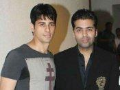 करन जौहर की अगली फिल्म में सिद्धार्थ - फवाद, 'GAY'होगा PLOT!