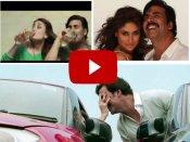 VIDEO: करीना साथ हों तो 'गब्बर' अक्षय भी रोमांटिक हो जाते हैं!