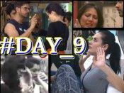 #Day9: बिग बॉस 9, रोना धोना, झगड़ा बेहोशी और 'सलमानी' बयान!