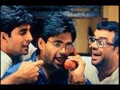 अक्षय कुमार के साथ हेरा फेरी 3 शुरु करेंगे प्रियदर्शन- 2021 में हो सकता है कॉमेडी धमाका!