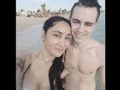 बिग बॅास की सेक्सी कंटेस्टेंट..पति के साथ प्राइवेट तस्वीरें VIRAL...होश उड़ जायेंगे..