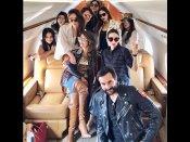 ATTENTION..करीना, मलाइका, करिश्मा और सैफ..प्राइवेट प्लेन में आखिर कहां जा रहे है ?