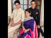 ट्विंकल खन्ना ने आरव को पीरियड्स के बारे में सबकुछ बताया है - अक्षय कुमार