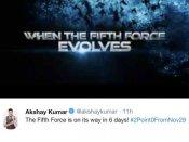 2.0 PROMO: रिलीज़ से छह दिन पहले, अक्षय कुमार ने शेयर किया बिलकुल ताज़ा प्रोमो