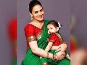 ईशा देओल ने बेटी के साथ किया झिंगाट पर धमाकेदार डांस- क्यूट राध्या का मराठी लुक वायरल