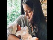 समीरा रेड्डी ने शेयर की अपनी बेटी की पहली तस्वीर- एकदम Cute