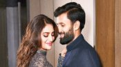 शादी के बाद नुसरत जहां की बेहद खूबसूरत तस्वीरें हुईं Viral, पति के साथ इतनी रोमांटिक