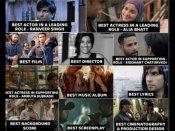 #BoycottFilmfare: 'गली बॉय' के लिए आलिया भट्ट को बेस्ट एक्ट्रेस का अवार्ड- फैंस ने कहा, फिक्स है शो